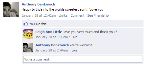 Rest in Peace Anthony Benkovich
