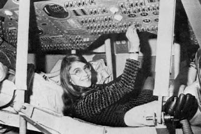Margaret Hamilton, la informàtica que va portar l'home a la Lluna