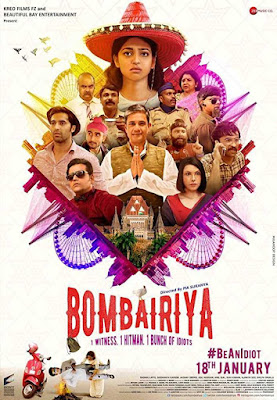 Poster Bombairiya 2019 Hindi HD 1080p