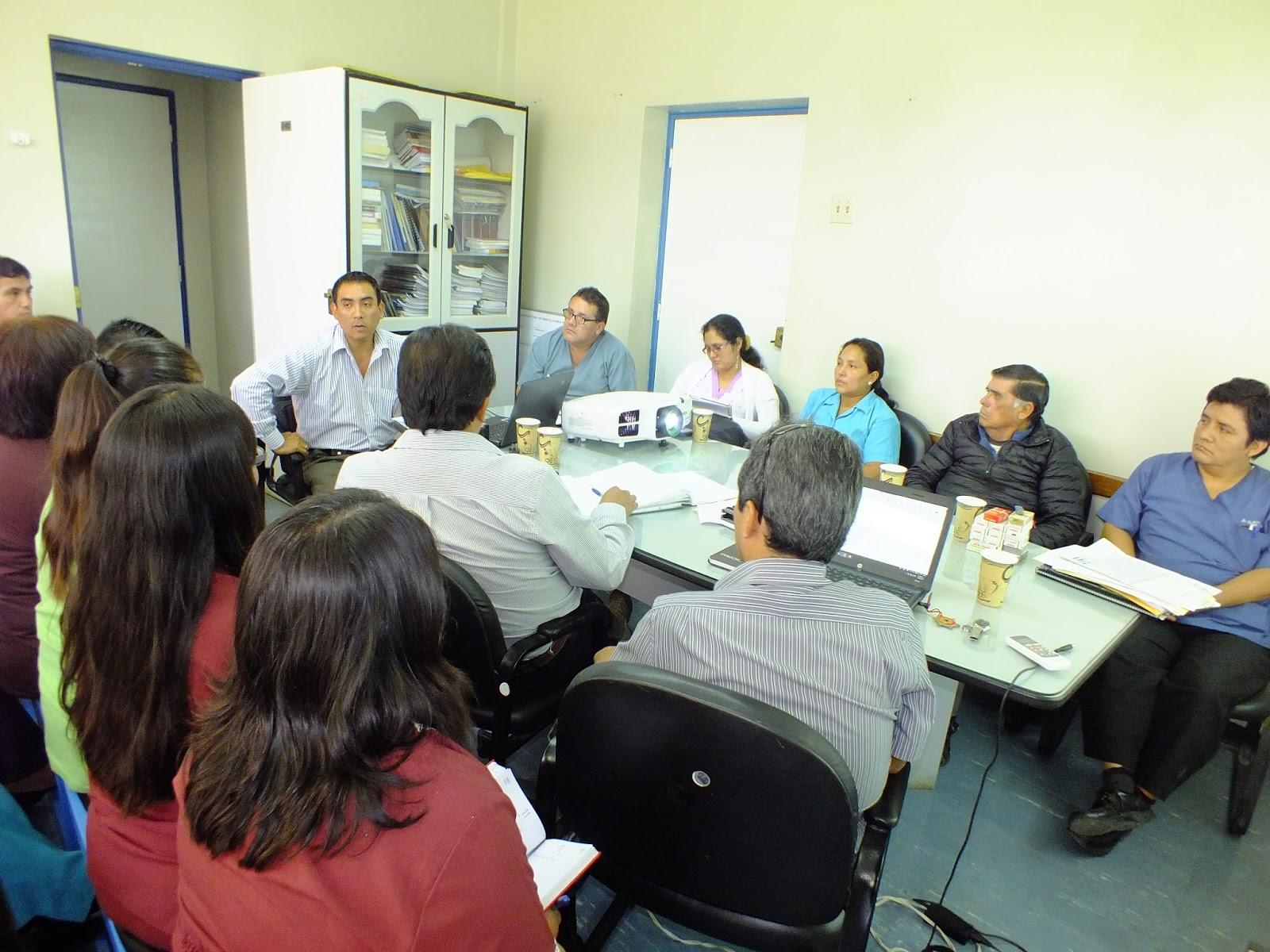 Hospital regional de huacho reuni n t cnica de evaluacion for Convenio ingenierias y oficinas tecnicas 2016