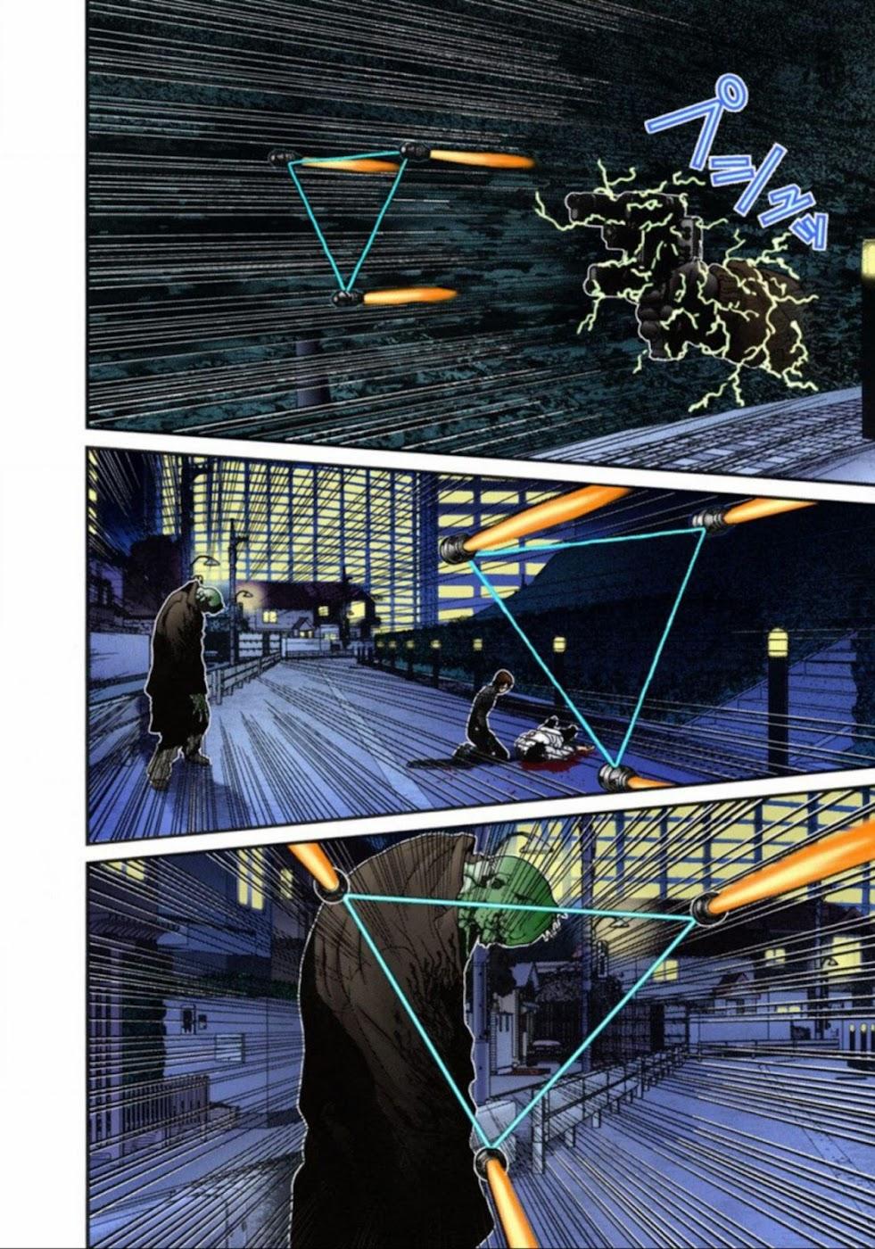 Gantz Chap 17: Phát bắn trang 10