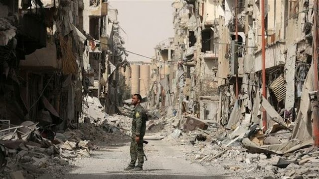US-led forces killed 1,600 civilians in Syria's Raqqah in 2017: Amnesty International Report