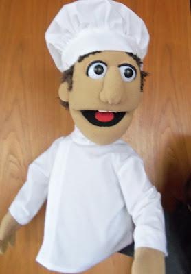 Puppet Chef