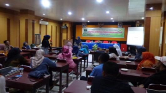 Majukan Industri Agro, Disperindag Sumbar Intensifkan Pelatihan Bagi IKM