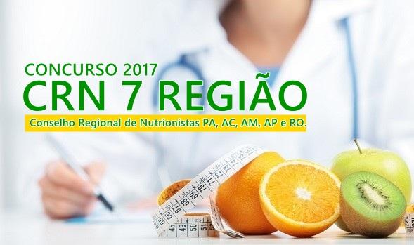 Apostila Concurso Público CRN-7 Região