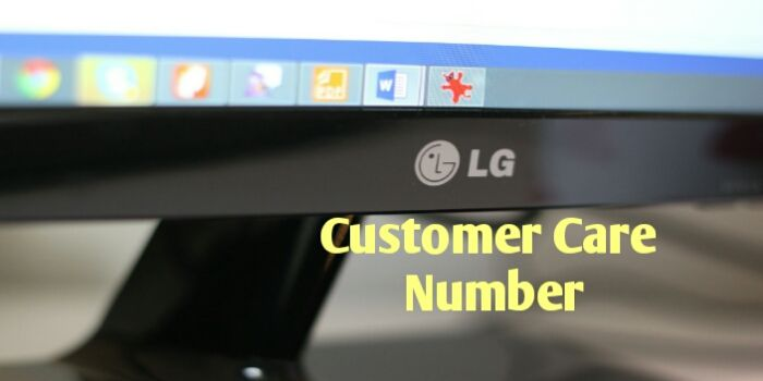 Customer Care Number Of LG, LG Customer Care Number India