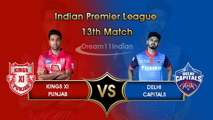 Kings XI Punjab vs Delhi Capitals Playing 11 IPL: Team News, players to watch out for
