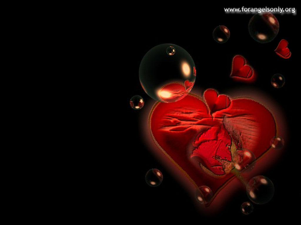 LOVE SYMBOL HD WALLPAPER ~ HD WALLPAPERS