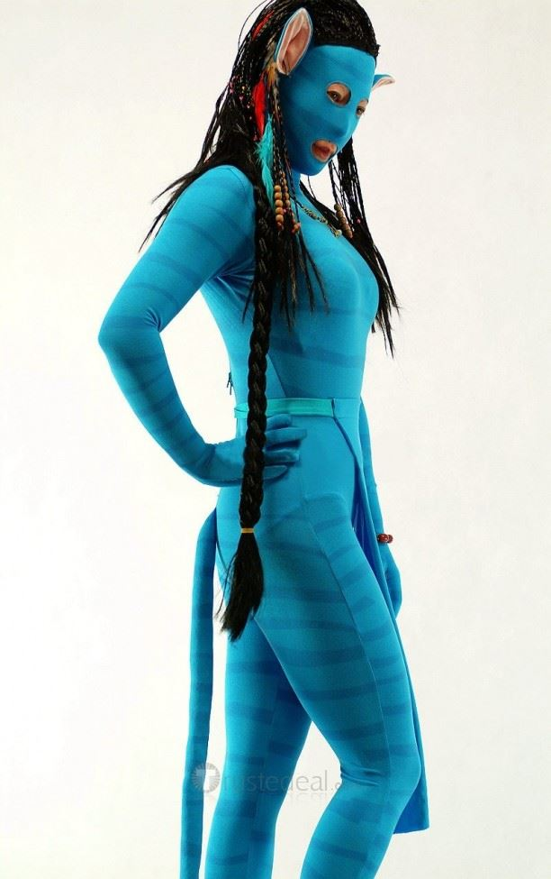 Avatar Halloween Costumes For Adults