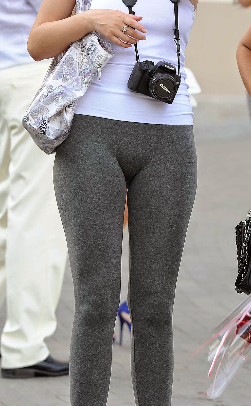 Confirm. Sexy daughter in leggings for