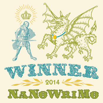 NaNoWriMo 11/2014 50K+ Words