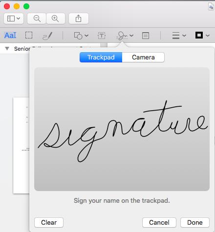 Coding Relic: MacOS Preview app has a Signature Tool