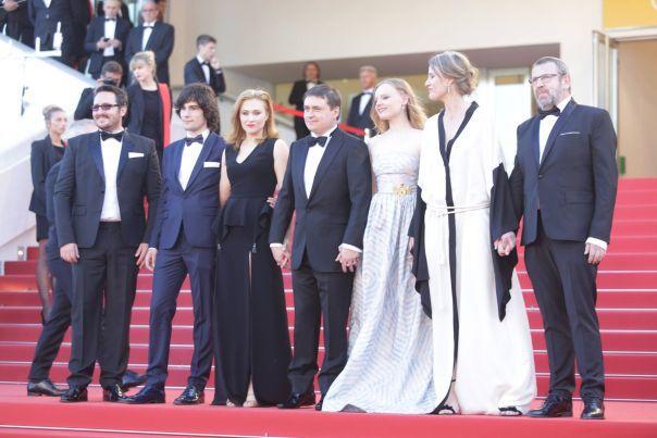 """Bacalaureat"" premiat la Cannes - Tinerii geniali vin din spate"