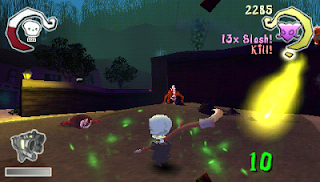 Death Jr PSP ISO Highly Compressed