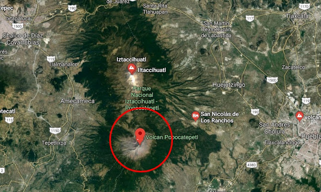 Map-of-the-area-where-the-Flying-Saucer-was-photographed-at-the-Popocatepetl-volcano.
