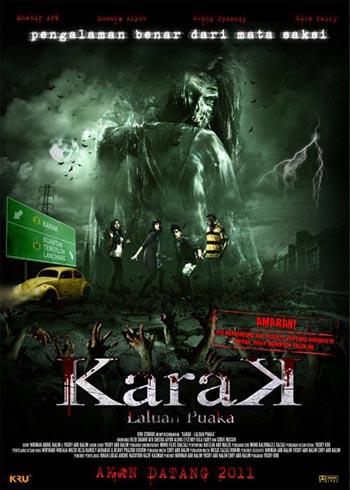 Kepelbagaian Filem - Filem Melayu Tahun 2011