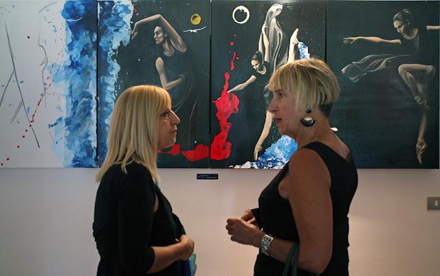 Cecilia Piersigilli e Rita Castigli