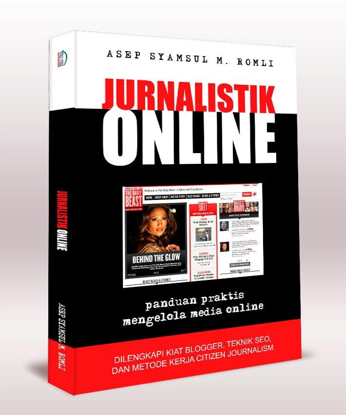 Daftar Buku Referensi Jurnalistik Online Gratis