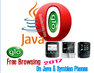 Glo 0.0k Free Browsing On Java and Symbian Phone Using Operamini Handler