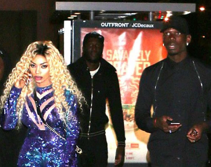 Hotel guests complain disturbance by Paul Pogba and girlfriend Denicia's loud sex