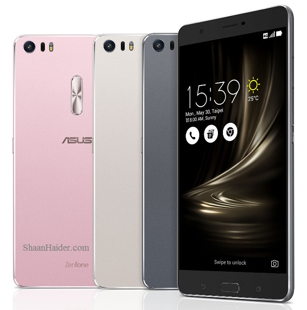 ASUS ZenFone 3 Ultra : Full Hardware Specs, Features and Price