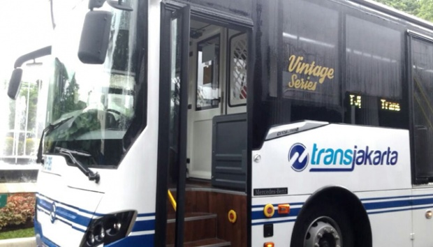 Begini Kemewahan Bus Transjakarta Baru yang Dipesan Ahok