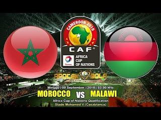 المغرب مالاوي مباشر