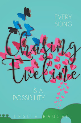 Meet Leslie Hauser in this Debut Author Spotlight writer of Chasing Eveline
