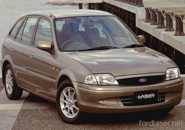 Ford Laser - Fordlaser.NET