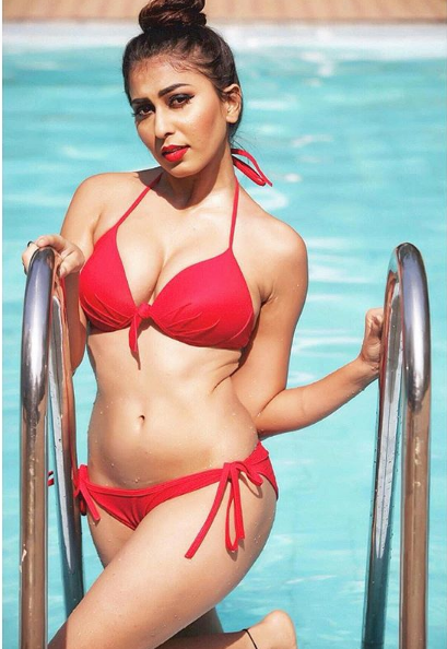 Ruma Sharma Hot Bold Photos