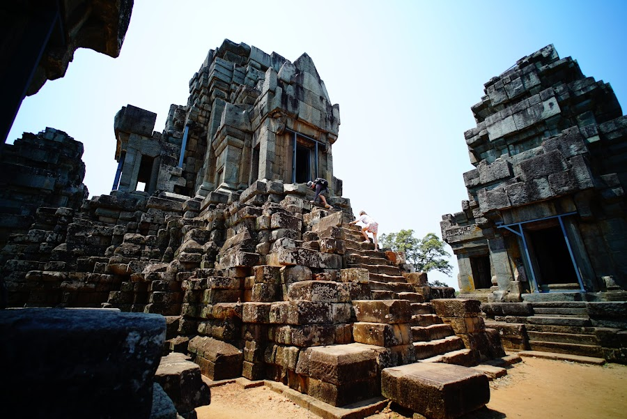 Ta Keo temple, ancient Angkor