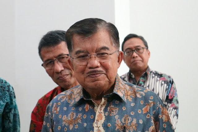 Tanggapan Jusuf Kalla soal Rencana Prabowo Jemput HRS di Arab Saudi