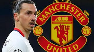 Manchester United Tes Medis Zlatan Ibrahimovic