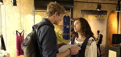 Malhação - Toda Forma de Amar: Filipe descobre falso namoro com Guga e volta a procurar Rita