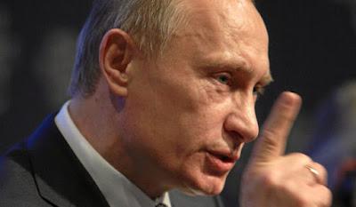 Τους έφτυσε ο Πούτιν τους Γάλλους «χοντρή χυλόπιτα»