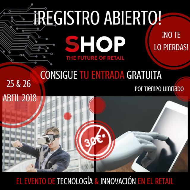 Shop el evento de tecnología e innovación