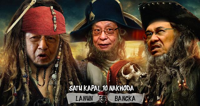 Pakatan Pro DAP - Tan Sri Annuar Musa #DAP