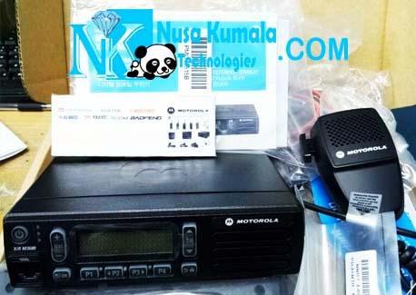 setting motorola xir m3688 UHF VHF