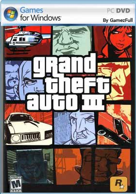 Grand Theft Auto 3 PC [Full] [1-Link] [Español] [MEGA]