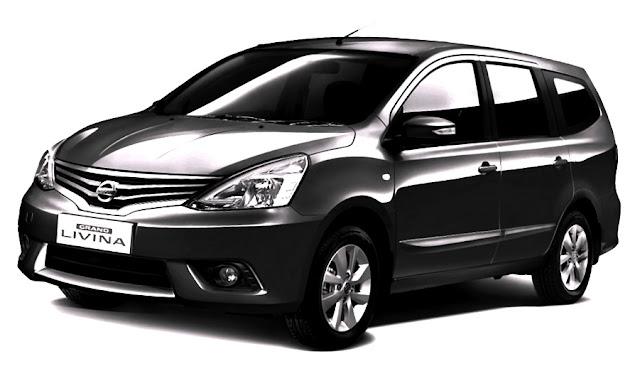 Kembaran Mitsubishi Expander dari Nissan adalah New Grand Livina? ah masa sih Broh ...