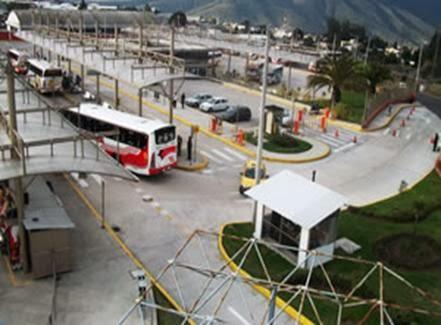 Terminal Terrestre de Carcelén