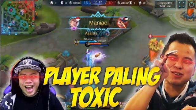 Arti Toxic di Dalam Game FF, PUBG dan ML