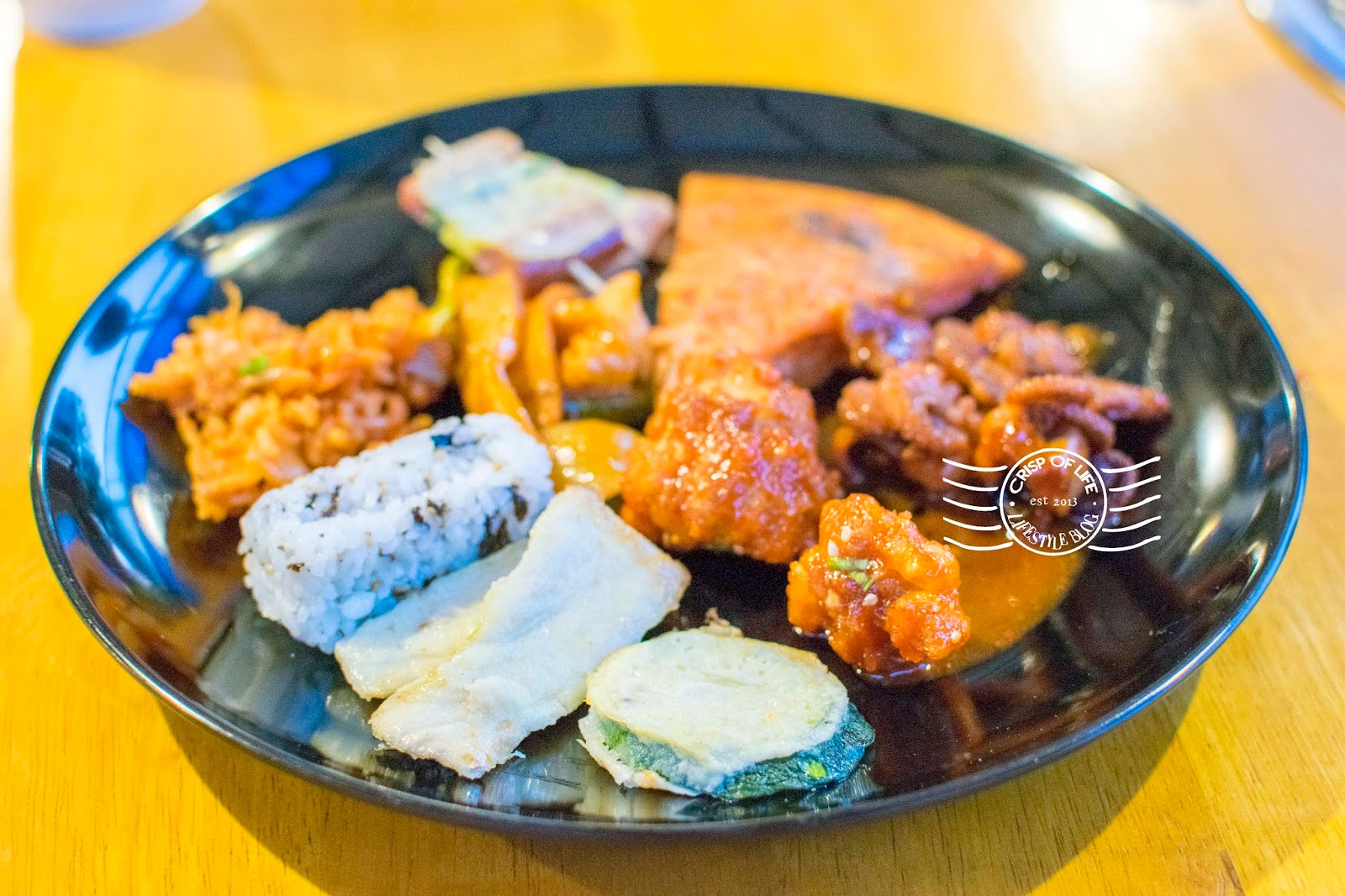 Jungwon Korean BBQ Buffet, Mount Erskine, Penang