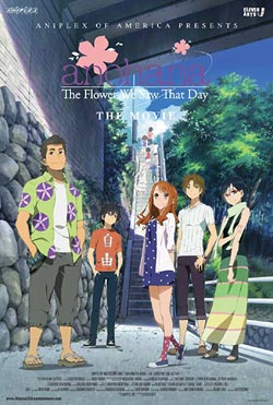 Anohana: The Flower We Saw That Day - The Movie (2013)