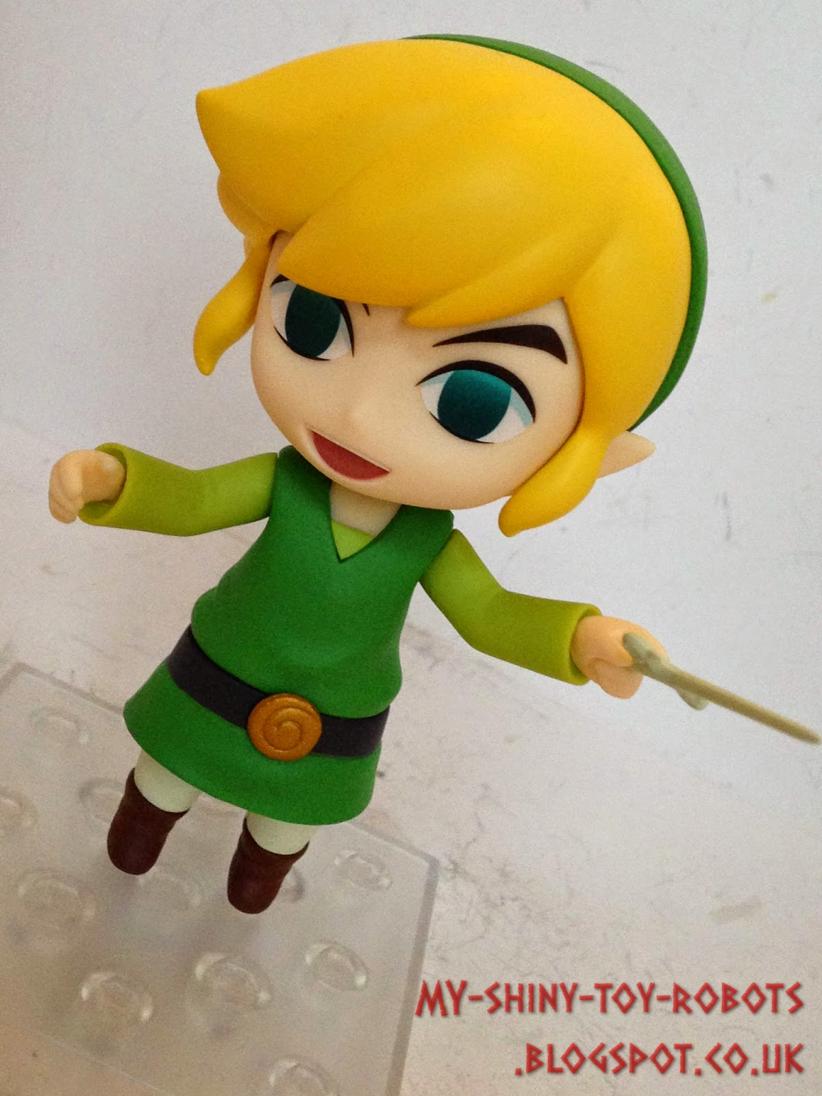 Link with the wind waker