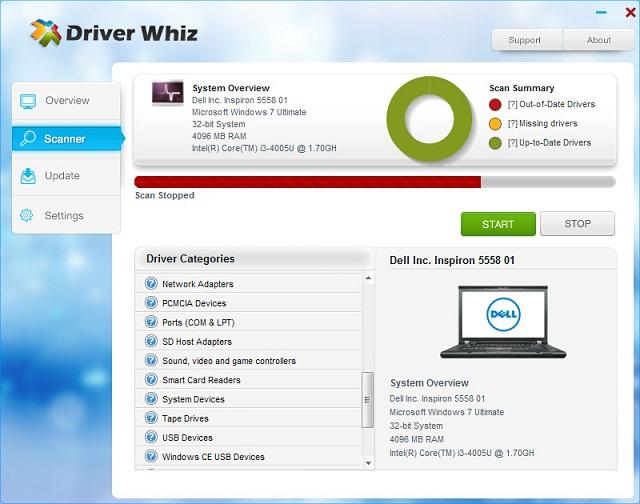Full version whiz driver
