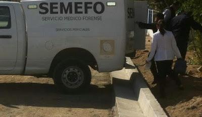 Hallan cuerpo de mujer enterrado en patio de una casa en el Poblado Miguel Alemán