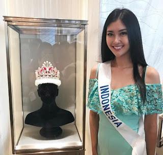 Biodata Kevin Lilliana Miss International 2017