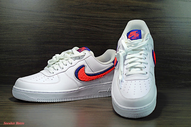 Nike Air Force 1 '07 LV8 3D Chenille Swoosh – Den of Men