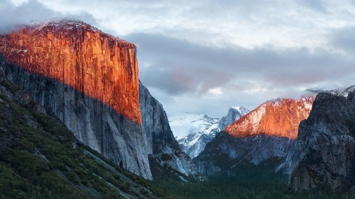 Wallpaper: OS X El Capitan